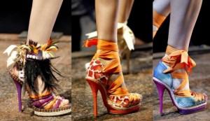 Christian Dior Espadrille Pumps, Spring/Summer 2011