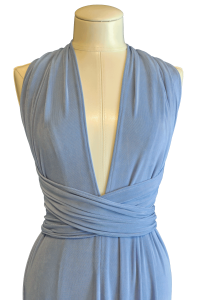 infinity dress styling instructions