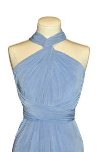 Vintage Origin Infinity Dress, How to Style, Style #3